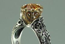 Кольца, серьги, кулоны... КРАСОТА из СЕРЕБРА