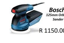 Bosch Gex125 - 1AE