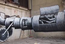 Fine Arts: Street Art / by Dru Nichols