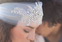 aristea loves / hair for brides