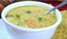 Sopa Magra