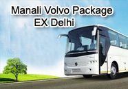 Delhi Manali Delhi Volvo Package