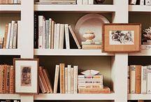 Bookshelf / by Huey Huang