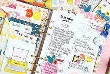 Planner/journal