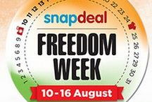 Snapdeal Freedom Sale