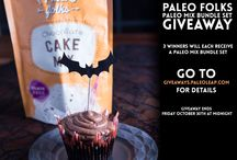 Giveaways / by Paleo Leap