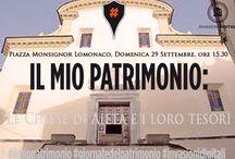 """#ilmiopatrimonio #legiornatedelpatrimonio / resoconto per immagini dell'Invasione Digitale """"Le Chiese di Aieta e i loro Tesori d'Arte"""" in occasione delle Giornate Europee del Patrimonio 2013"""