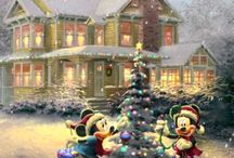 Weihnachten mit Disney