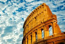ROMA / ETERNAL CITY, CITY OF DREAMS, A PLACE FULL OF SPIRIT OF CULTURE AND ART, BUT ALSO LIVING, COLORFUL, BEAUTIFUL IN ALL SEASONS, IN DAY, NIGHT .... FOR ME THE MOST BEAUTIFUL! I LOVE ROME: - *