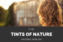 F.A.Q. Tints of Nature Natural Hair Dye / Got lots of questions about colouring your hair?  Keen to try a gentle, more natural hair dye? Read our blog to find out more about Tints of Nature Natural Hair Dye, and get answers to some of the most common hair colouring concerns and questions.