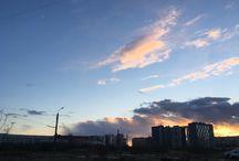Закаты / Только мои фото