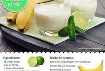 Vitaminas & Bebidas