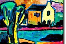 kandinskij landscape