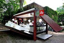 Espaços Comerciais- Restaurantes e Cafés...