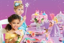 Fairytale Princess Birthday Party / Throwing a royal birthday celebration for a fairytale princess isn't as simple as waving a magic wand. You need the perfect party decorations and supplies: invitations, piñatas, balloon bouquets and party favors. Find them all here!