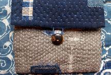 Broderie, patch, sashiko / Broderie, patchwork, sashiko
