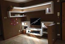 interior design of building