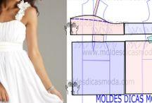 moldes e modelagem