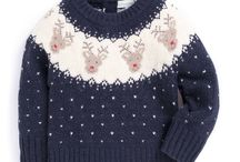 Christmas jumpers for kids / Christmas jumpers for babies and toddlers