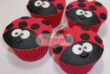 decoraçao ladybug