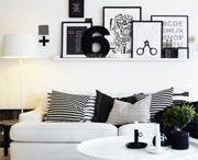 living room / by Kari @ The Sunset Lane
