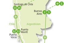 Urlaub Chile Argentinien