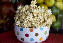 Cooking - Popcorn Treats