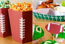 GAME DAY / Recipes and Ideas for throwing the best Game Day parties.