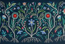 """03 Christi Belcourt / Métis Painter, curator of """"Walking With Our Sisters"""" http://christibelcourt.com/"""