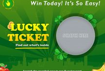 CONTESTS / SCRATCH AND WIN! / by WUPPLES®