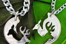 Couple's jewelry {for Sim-Monique}