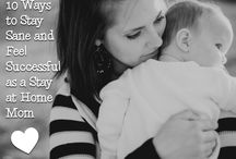 Stay at home with bundle of joys / by Jazzymarie