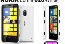 Nokia Lumia 620 White deals