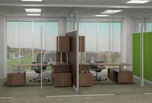 Demountable Partitions / Demountable partitions are a modular system which can be tailored to suit your space.
