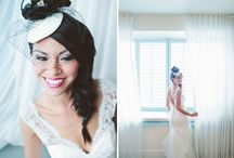 veils + hair accessories / by Green Wedding Shoes