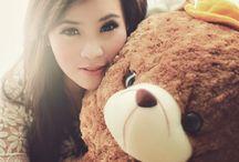 Teddy Bear Poses