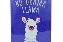 Llama Themed Cards & Gifts