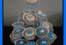 Mama's taarten/cupcakes