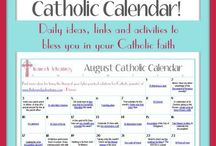 Raising a Catholic Family / Resources for raising faith-filled kids. Activities, DIY, crafts, lessons, recipes and more.  / by Raising Lifelong Learners