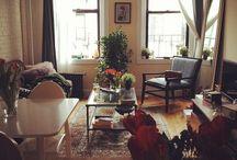 NYC apartment.  / by Leslie Jaffie