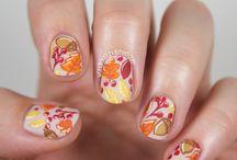 I Love: Fall Manicures