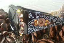 Bullets N Bling Bandana Sunglasses / by Pistol Packin' Pretties