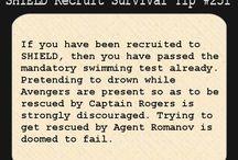 S.H.I.E.L.D Survival Tips