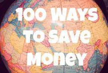Save money!! / by Ashley Dryer