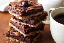 Brownies and Blondies! / Sharing Treat Recipes for Brownies and Blondies.