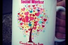 Peace, Love, Social Work.. <3 / by Tabatha Peters