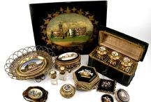 Antique Grand Tour souvenirs