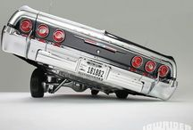 low riders & Great Paint jobs / by Stephen Green