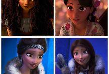 Disney board / Disney picks
