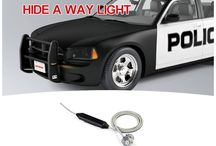 HIDE A WAY LIGHT / LED Hideaway Lights.They're ultra small & light-weight ,suitable for any surface, even inside the headlights of any vehicle. http://www.911signal.com/Hideaway-Lights.html